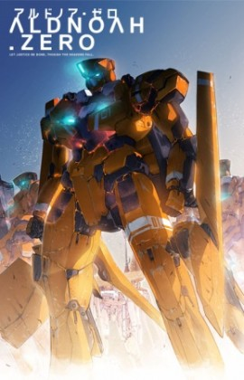 Capa do anime Aldnoah.Zero