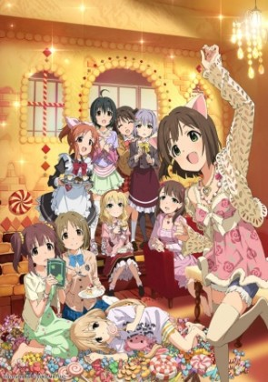 Capa do anime THE IDOLM@STER: Cinderella Girls