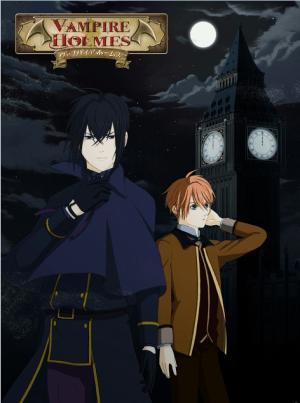 Capa do anime Vampire Holmes