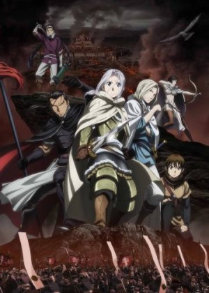 Capa do anime Arslan Senki