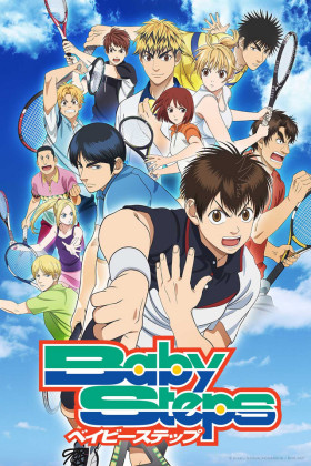 Capa do anime Baby Steps 2° Temporada