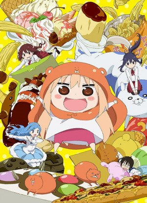 Capa do anime Himouto! Umaru-chan