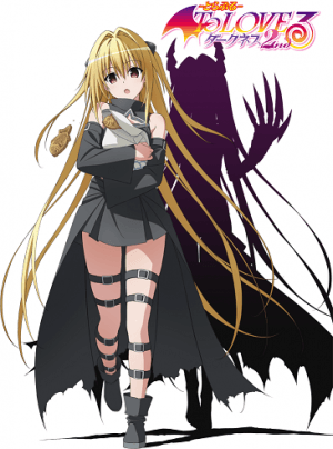 Capa do anime To LOVE-Ru Darkness 2° temporada