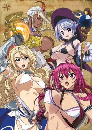 Capa do anime Bikini Warriors