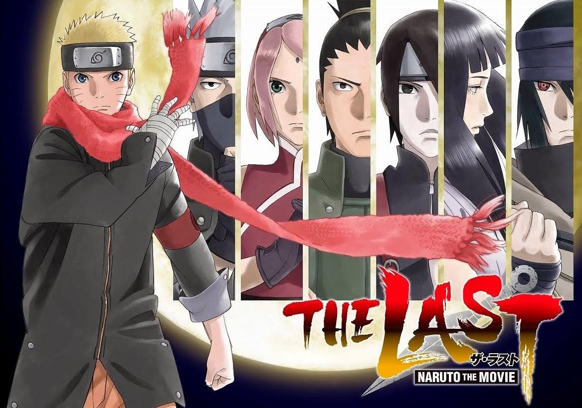 Naruto The Last Movie