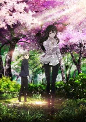 Capa do anime Sakurako-san no Ashimoto ni wa Shitai ga Umatteiru
