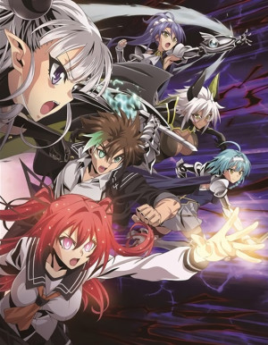 Shinmai Maou no Testament Burst 2° Temporada