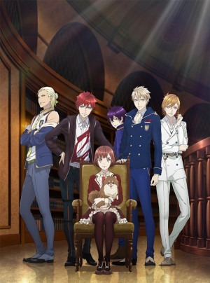 Capa do anime Dance with Devils