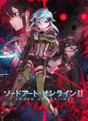 Capa do anime Sword Art Online 2
