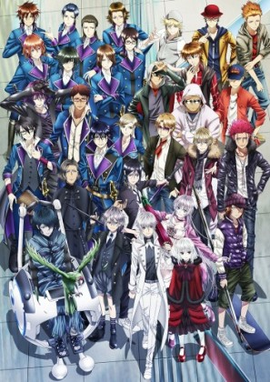 Capa do anime K: Return of Kings 2° temporada