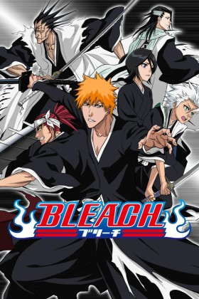 Capa do anime Bleach
