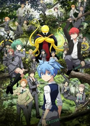 Capa do anime Ansatsu Kyoushitsu (TV) 2° Temporada