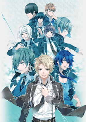 Capa do anime Norn9: Norn+Nonet