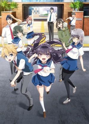 Capa do anime Haruchika: Haruta to Chika wa Seishun Suru