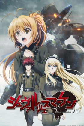 Capa do anime Schwarzesmarken
