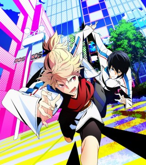 Capa do anime Prince of Stride: Alternative