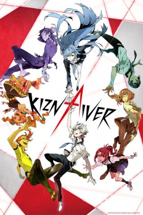 Capa do anime Kiznaiver