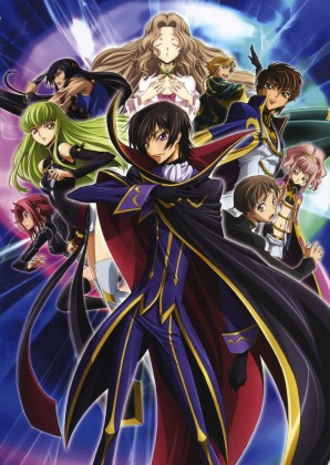 Capa do anime Code Geass: Hangyaku no Lelouch R2