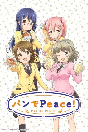 Capa do anime Pan de Peace!