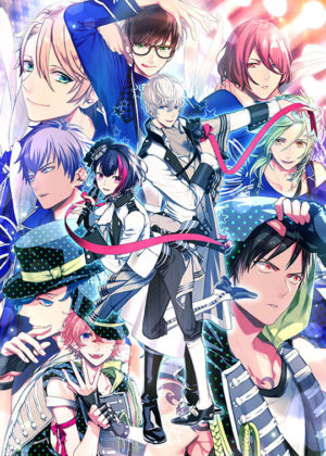 Capa do anime B-Project: Kodou Ambitious