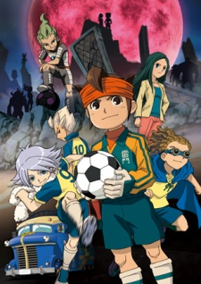 Capa do anime Inazuma Eleven