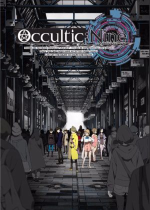 Capa do anime Occultic;Nine