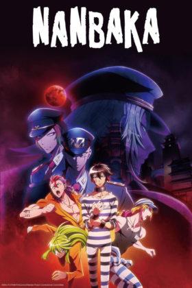 Capa do anime Nanbaka