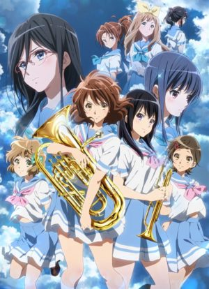 Capa do anime Hibike! Euphonium 2° Temporada