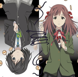 Capa do anime Lostorage Incited WIXOSS