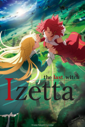 Capa do anime Shuumatsu no Izetta
