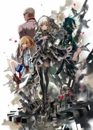 Capa do anime Clockwork Planet