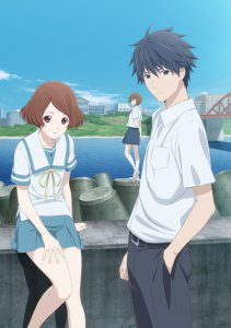 Capa do anime Sakurada Reset