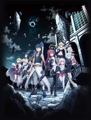 Trinity Seven Movie: Eternity Library to Alchemic Girl