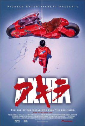 Capa do anime AKIRA(アキラ)
