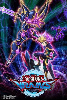 Capa do anime Yu-Gi-Oh! VRAINS