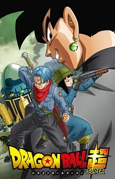 Capa do anime Dragon Ball Super Dublado