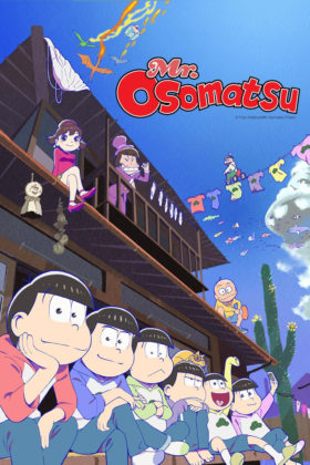 Capa do anime Osomatsu-san 2° temporada