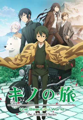 Capa do anime Kino no Tabi: The Beautiful World – The Animated Series