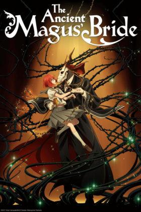 Capa do anime Mahou Tsukai no Yome