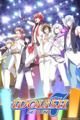 Capa do anime IDOLiSH7