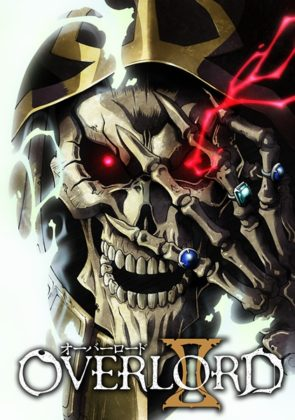 Capa do anime Overlord 2° Temporada