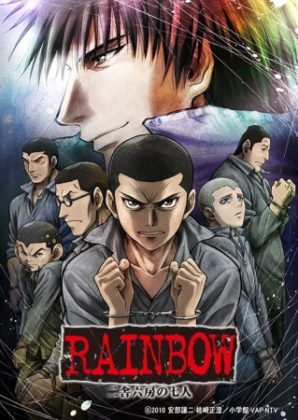 Capa do anime Rainbow: Nisha Rokubou no Shichinin