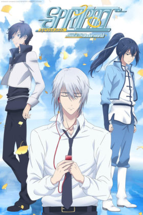 Capa do anime Spiritpact – Bond of The Underworld
