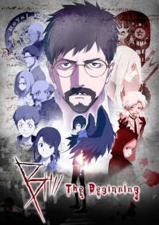 Capa do anime B: The Beginning (Legendado)