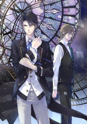 Capa do anime Butlers: Chitose Momotose Monogatari