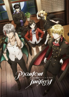 Capa do anime Phantom in the Twilight
