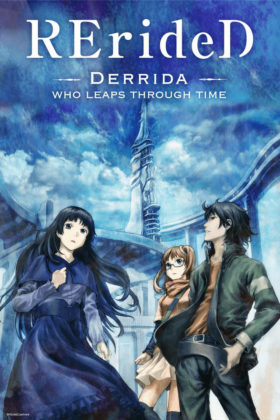 Capa do anime RErideD: Tokigoe no Derrida