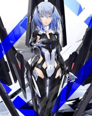 Capa do anime Beatless: Final Stage
