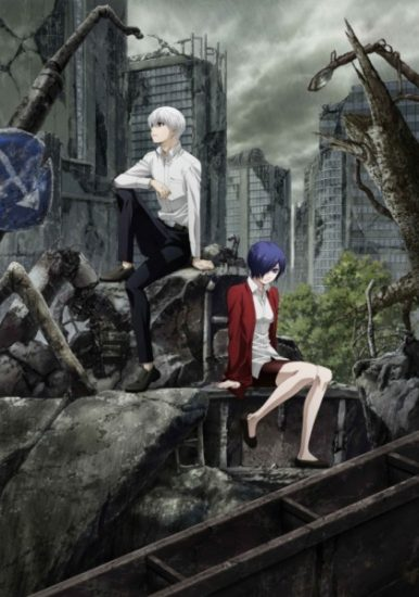 Tokyo Ghoul:re 4° Temporada