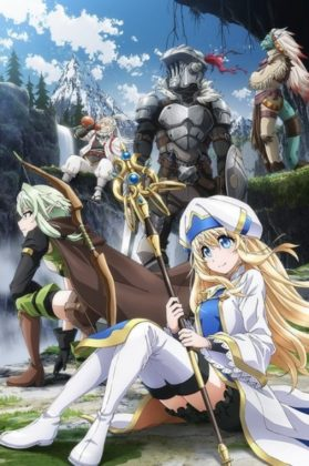 Capa do anime Goblin Slayer